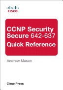 CCNP Security Secure 642-637 Quick Reference Pdf/ePub eBook