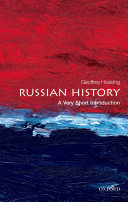 Russian History  A Very Short Introduction