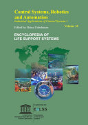 CONTROL SYSTEMS, ROBOTICS AND AUTOMATION – Volume