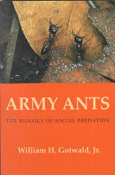 Army Ants Book