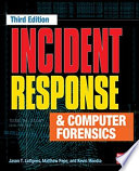 Incident Response Computer Forensics Third Edition Book PDF