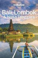 Pdf Lonely Planet Bali, Lombok & Nusa Tenggara Telecharger