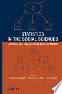 Statistics in the Social Sciences