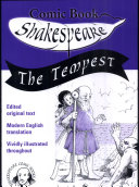 The Cartoon Illustrated Edition of The Tempest