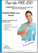 Pass the PAX  Complete PAX Study Guide and Practice Test Questions