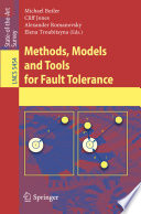 Methods  Models and Tools for Fault Tolerance