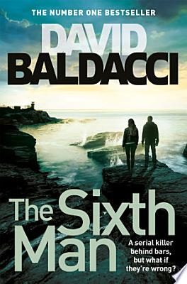 Book cover of 'The Sixth Man' by David Baldacci