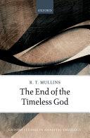 The End of the Timeless God Pdf/ePub eBook