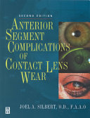 Anterior Segment Complications of Contact Lens Wear