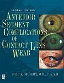 Anterior Segment Complications of Contact Lens Wear Book