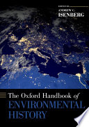 The Oxford Handbook of Environmental History Book PDF