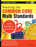 Teaching the Common Core Math Standards with Hands-On Activities, Grades 3-5