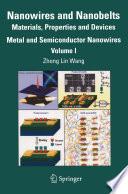 Nanowires and Nanobelts