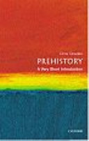 Prehistory: A Very Short Introduction