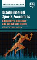Disequilibrium Sports Economics