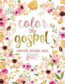 Color the Gospel  Inspired to Grace  Christian Coloring Books  Day and Night