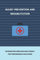Injury Prevention And Rehabilitation Book