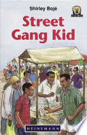 Books - Junior African Writers Series Lvl 4: Street Gang Kid, The | ISBN 9780435892982