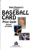The Standard Baseball Card Price Guide