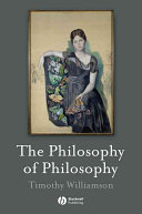 Pdf The Philosophy of Philosophy
