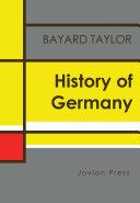 History of Germany [Pdf/ePub] eBook