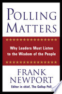 Polling Matters Book