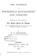 Pdf The Handbook of Household Management and Cookery