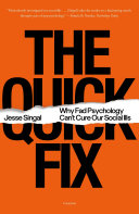 The Quick Fix Pdf/ePub eBook