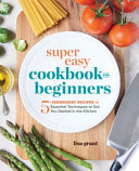 Cookbook for Beginners