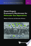 Metal organic Framework Membranes For Molecular Gas Separations