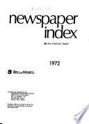 Newspaper Index: Los Angeles Times