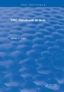 Pdf CRC Handbook of Nuts Telecharger