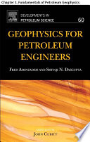 Geophysics for Petroleum Engineers Book