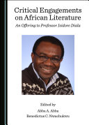 Pdf Critical Engagements on African Literature Telecharger