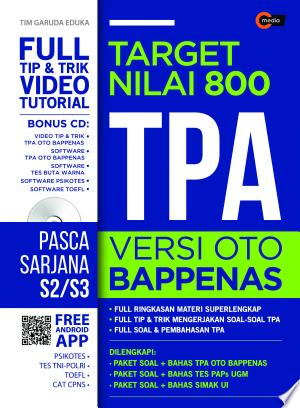 Download Target Nilai 800 TPA Versi OTO Bappenas Free Books - Home
