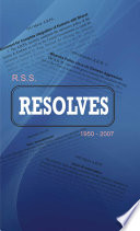 RESOLVES