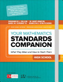Your Mathematics Standards Companion, High School