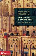 Translational Hermeneutics