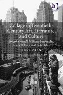 Pdf Collage in Twentieth-Century Art, Literature, and Culture