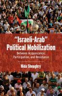 """""""Israeli-Arab"""" Political Mobilization Pdf/ePub eBook"""