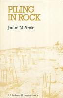 Piling in Rock
