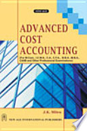 Advanced Cost Accounting