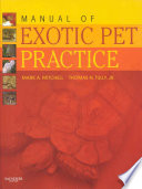Manual of Exotic Pet Practice Book