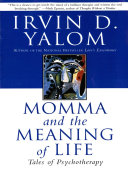 Momma And The Meaning Of Life Book PDF