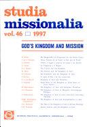 God's Kingdom and Mission