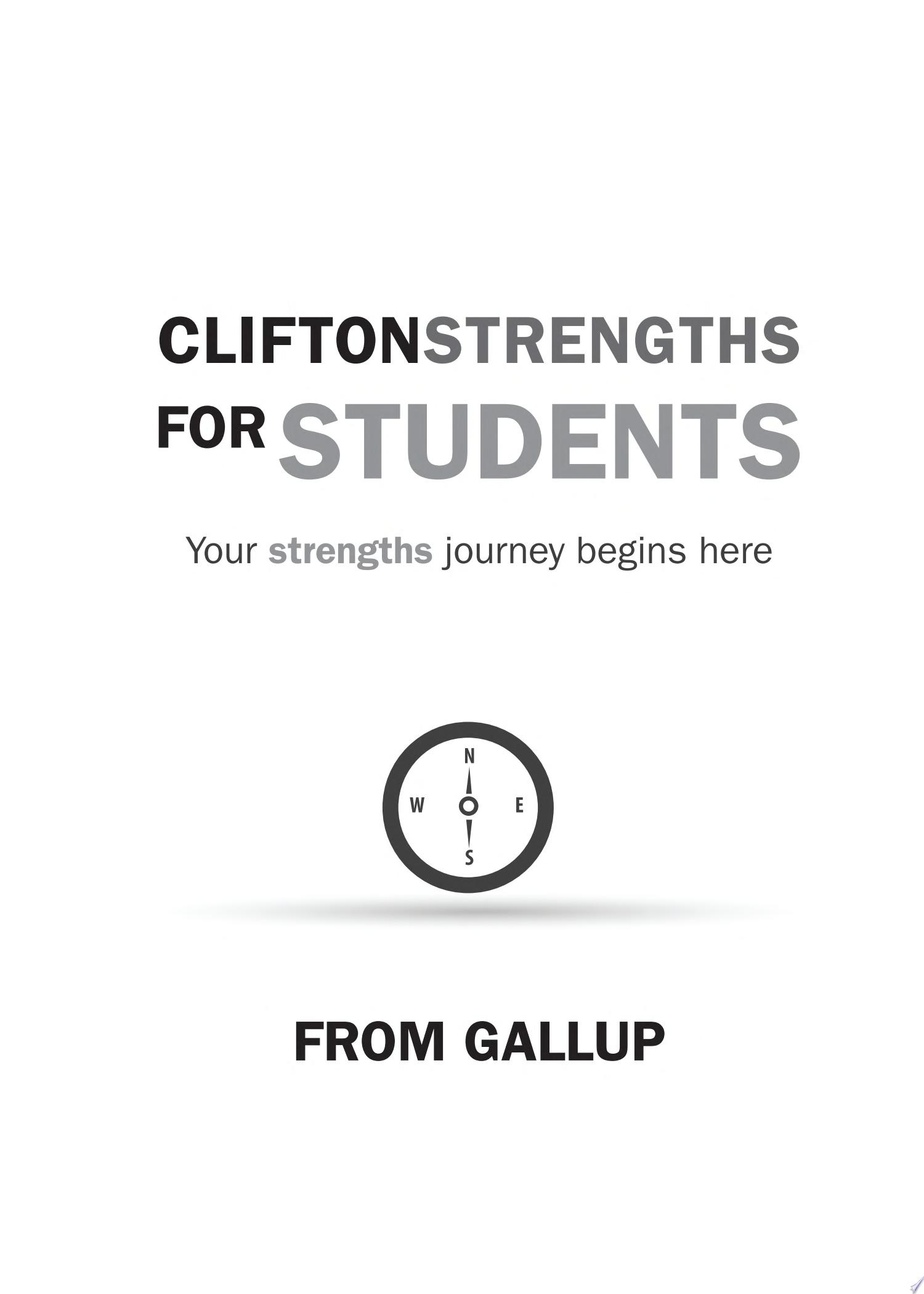 CliftonStrengths for Students