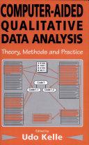 Computer-Aided Qualitative Data Analysis