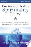 Emotionally Healthy Spirituality Course Workbook Book