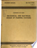 Mechanical and Electrical Design of Pumping Stations