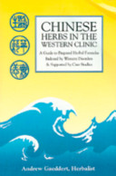 Chinese Herbs In The Western Clinic Book PDF